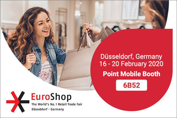 Point Mobile auf der Euroshop